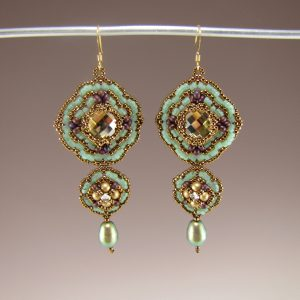 MGS Designs Delicata Earrings