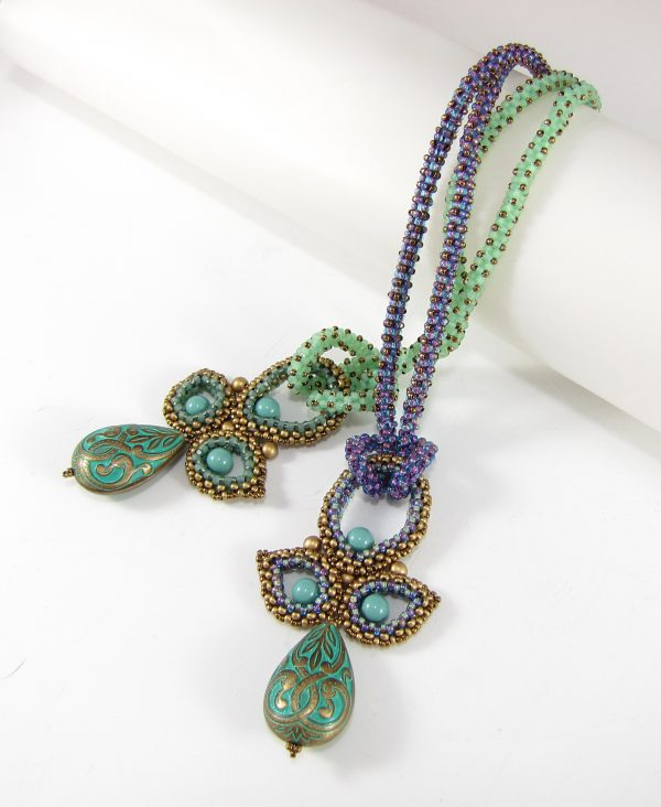 MGS Designs Mediterranea Necklace