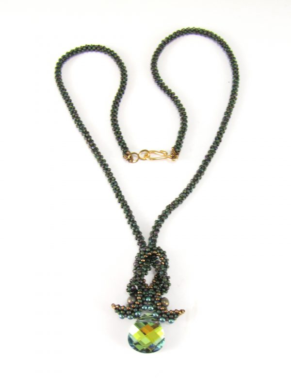 MGS Designs Lavaliere Necklace