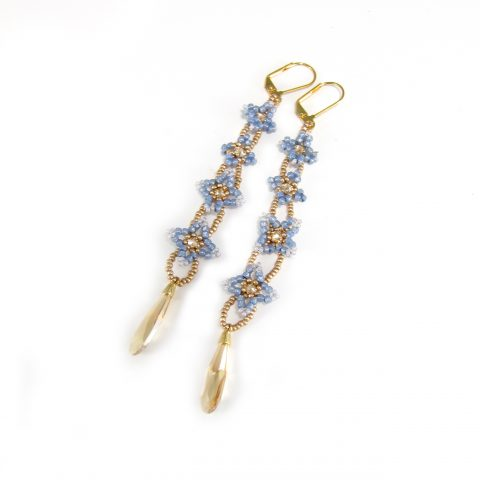 MGS Designs Bluet Earrings