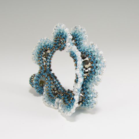 MGS Designs Ocean Waves Bracelet
