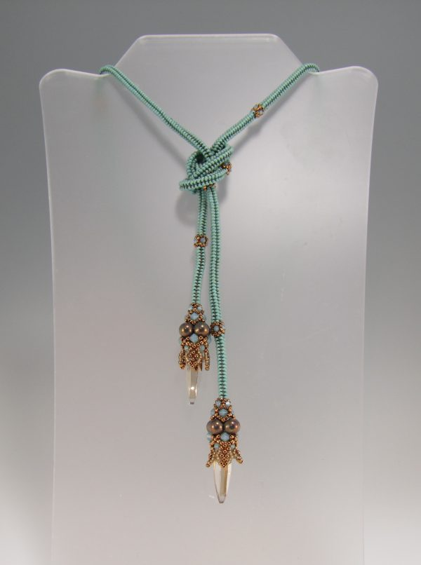 MGS Designs Seed Pod Lariat