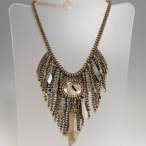 MGS Designs Stalactite Necklace