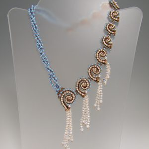 MGS Designs Snail Shell Necklace