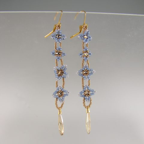 MGS Designs - Bluet Earrings