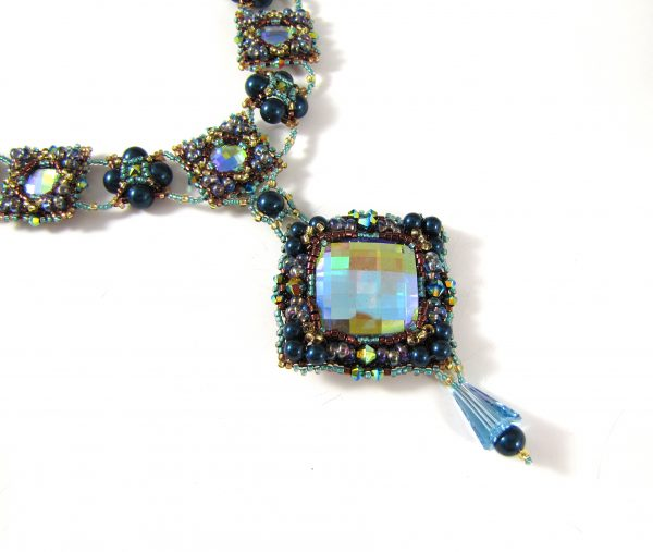 MGS Designs Little Windows Necklace
