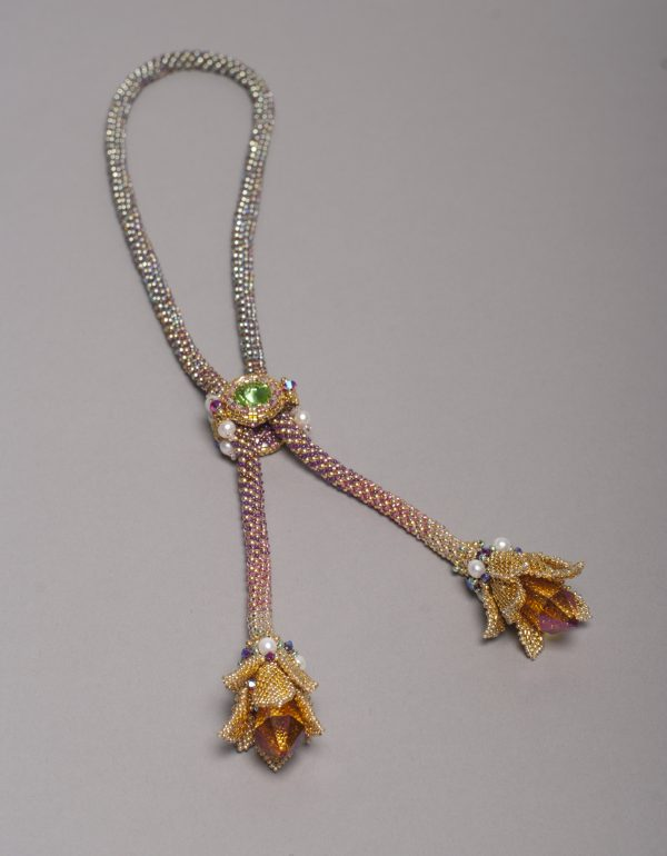 MGS Designs Queen Isabella's Sceptre Lariat