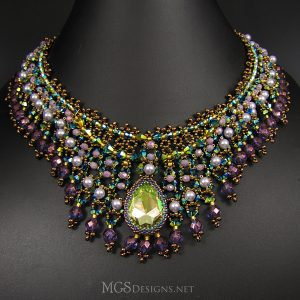 MGS Designs Saraswati Necklace